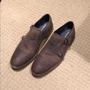 NWT Benton welt double monk shoes 11 M c25397